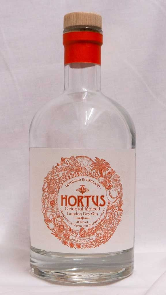 Hortus Oriental Spiced London Dry Gin