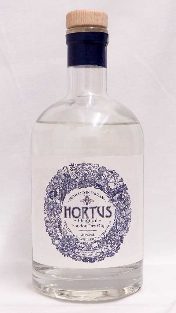 Hortus Original London Dry Gin