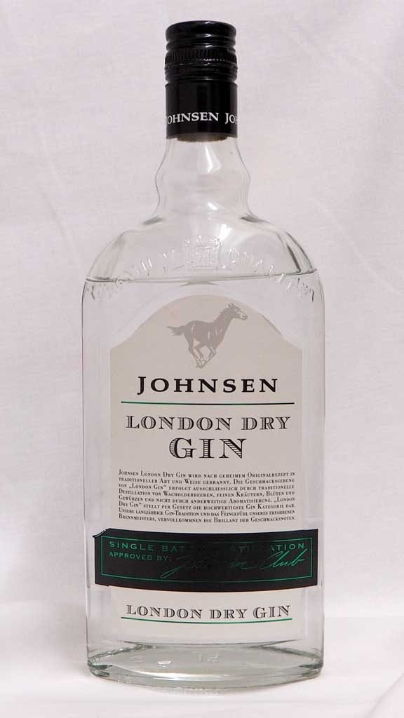 Johnsen London Dry Gin