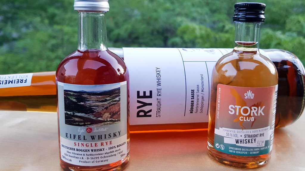 Deutscher Rye Whiskey