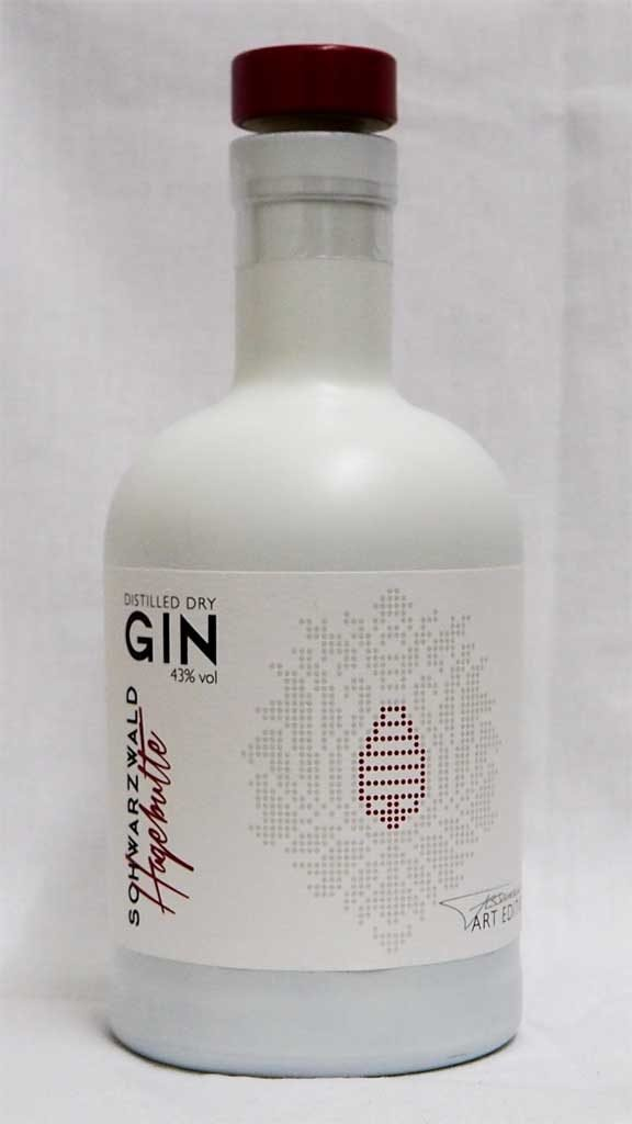 Schwarzwald Distilled Dry Gin Hagebutte (Limited Edition 2019)