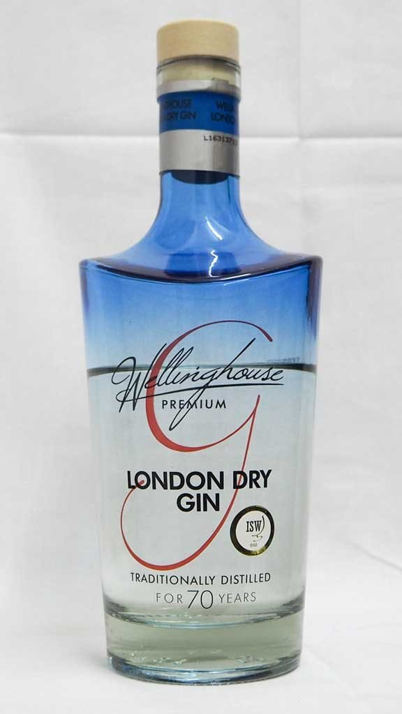 Wellington London Dry Gin