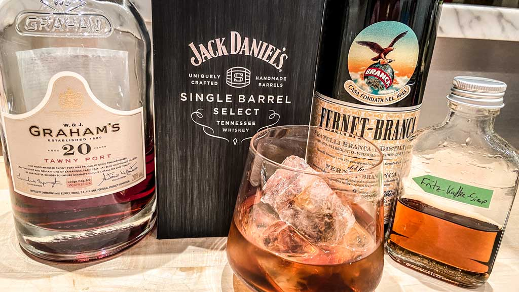 Jack & Coke OF: Cocktail des Monats April 2020
